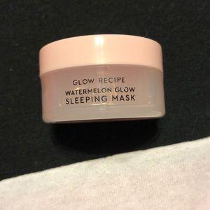 NEW glow recipe watermelon glow sleeping mask